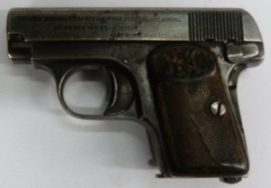 FN Browning Baby 6,35